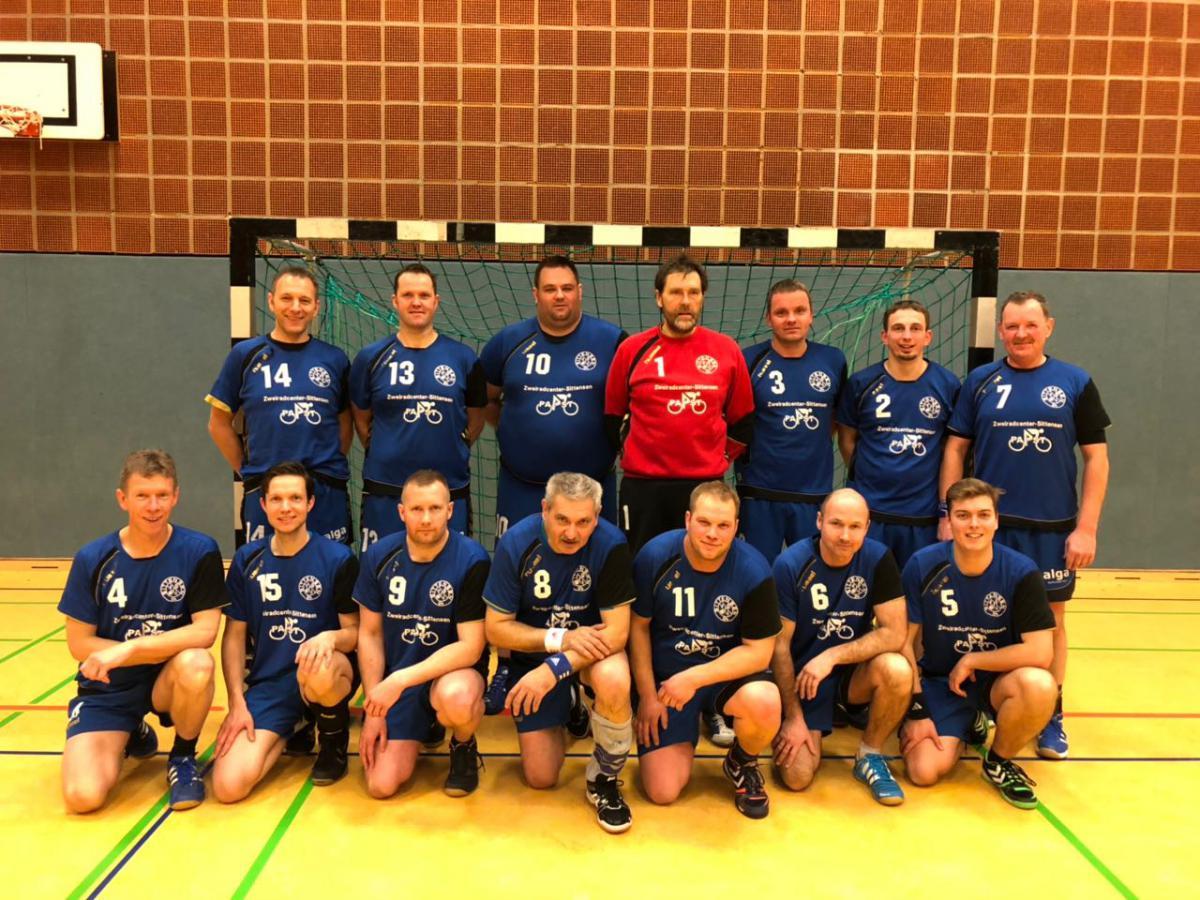 2. Herren Saison 2017/18